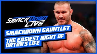 WWE Smackdown Live Feb. 12, 2019 Full Show Review & Results: KOFI KINGSTON AMAZES IN THE GAUNTLET!