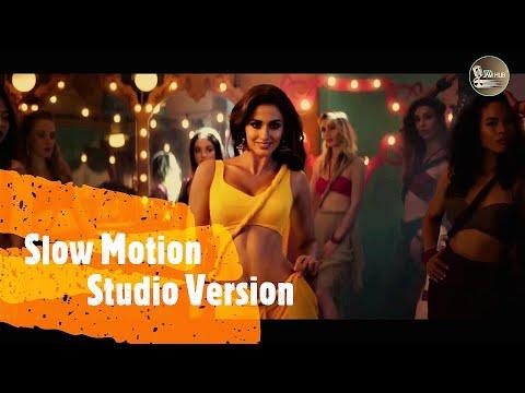 Slow Motion Song | Bharat | Studio Version | Tilak Chakraborty | Nakash Aziz | Disha Patani
