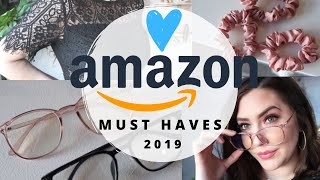 Amazon Favorites & must haves! Cyber Monday + Black Friday Ideas! Gift Ideas 2019