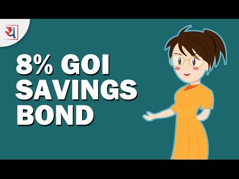 8% GOI Savings Bond | Govt of India Bonds