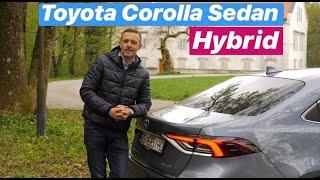 Ovako se štedi gorivo! - Toyota Corolla Sedan Hybrid - testirao Juraj Šebalj
