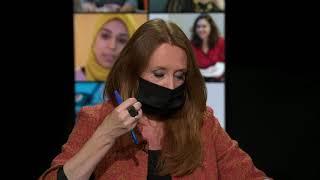 La parole des femmes expertes dans les médias - Hélène Lecomte pour voxfemina