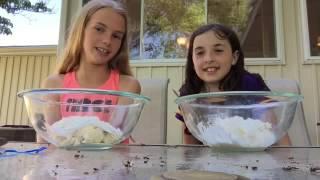Ice Cream Sundae Challenge