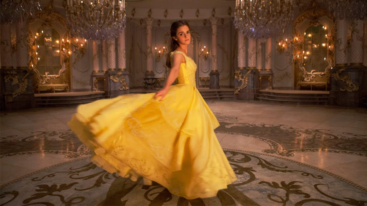 Emma Watsons First Beauty And The Beast Song Is Here Listen