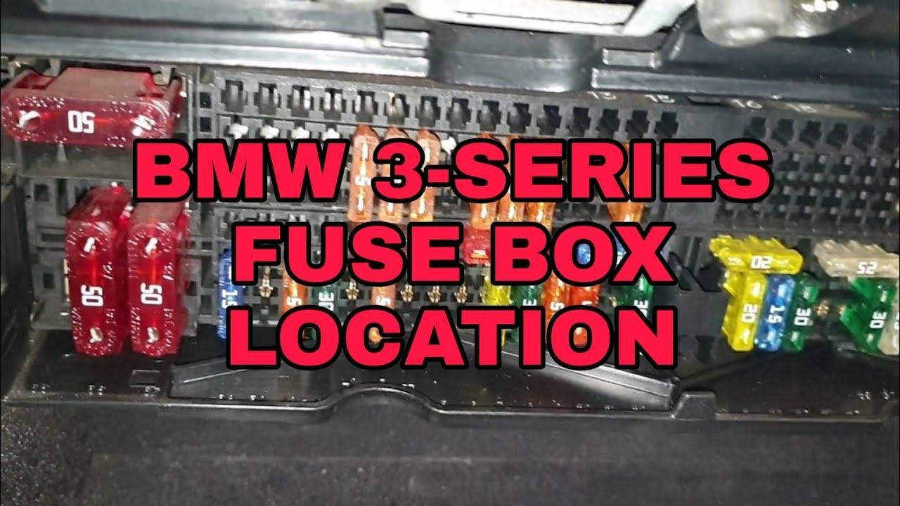 Bmw 3 Series E46 Fuse Box Location  Ud83d Ude97 Ud83d Udc68 U200d Ud83d Udd27