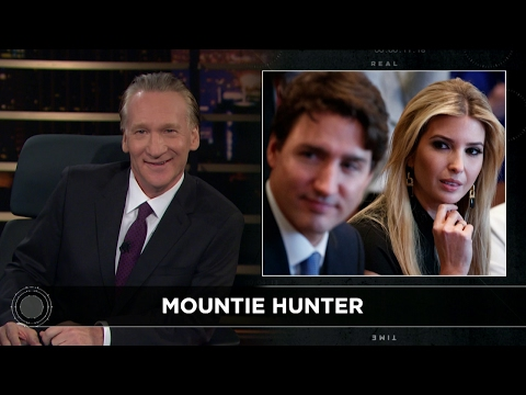 Web Exclusive New Rule: Mountie Hunter | Real Time with Bill Maher (HBO)