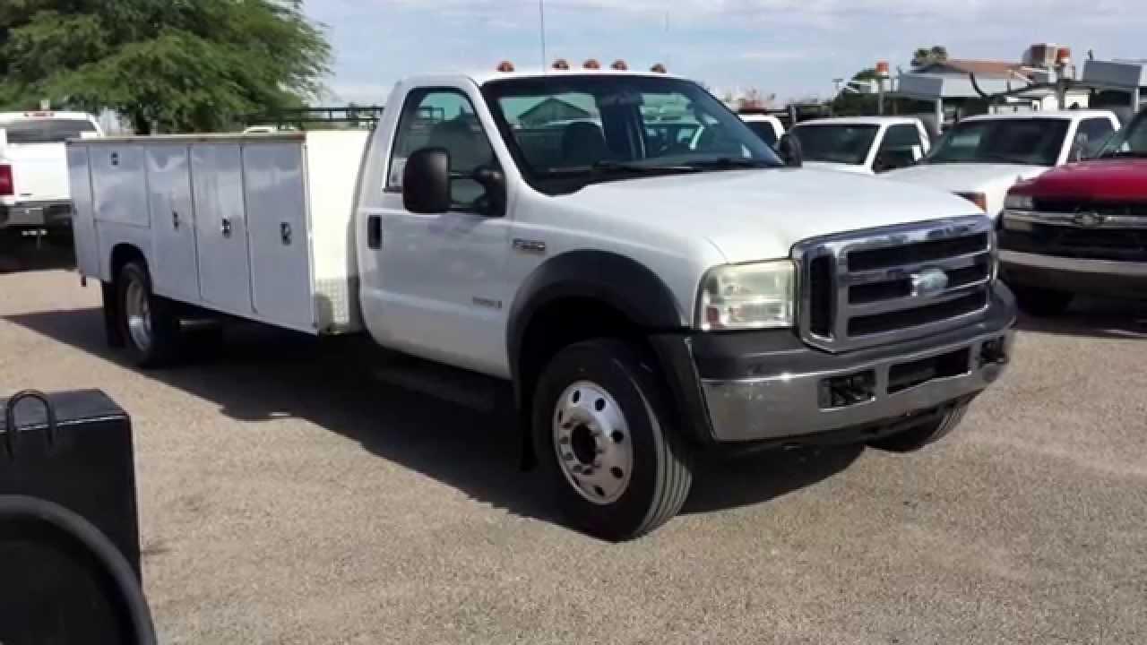 2007 Ford F550 4X4 Pump/400 | Texas Fire Trucks