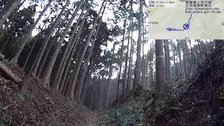 173 大寶寺→久万高原町下畑野川