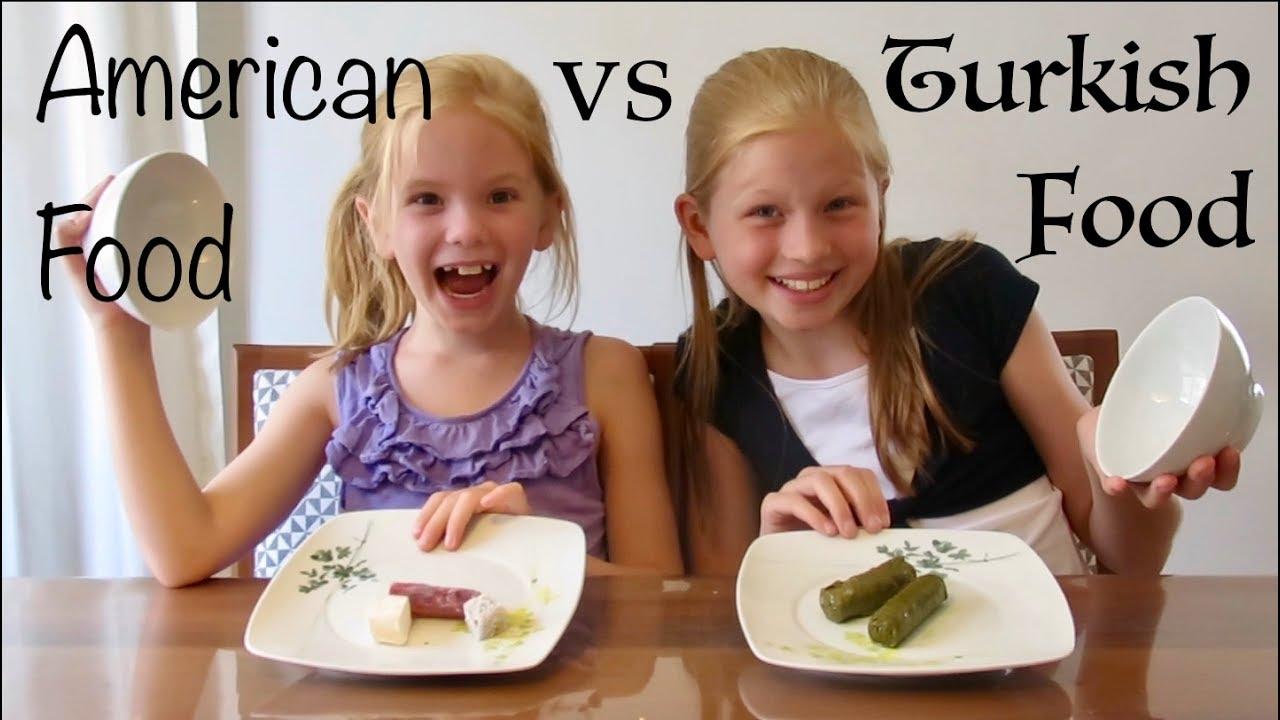 American vs turkish food challenge youtube american vs turkish food challenge forumfinder Choice Image