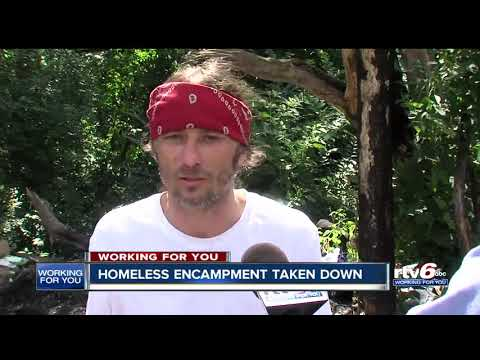 homeless-encampment-in-indianapolis-taken-down