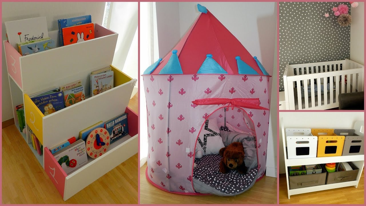 kinderzimmer roomtour kleinkind m dchenzimmer gabelschereblog youtube. Black Bedroom Furniture Sets. Home Design Ideas