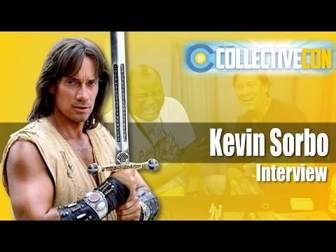 Kevin Sorbo Interview Collective Con 2016
