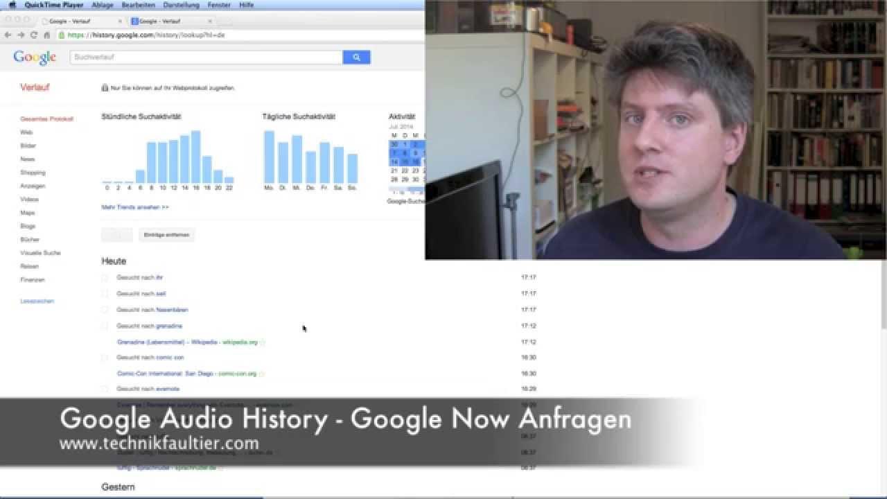 google history löschen iphone