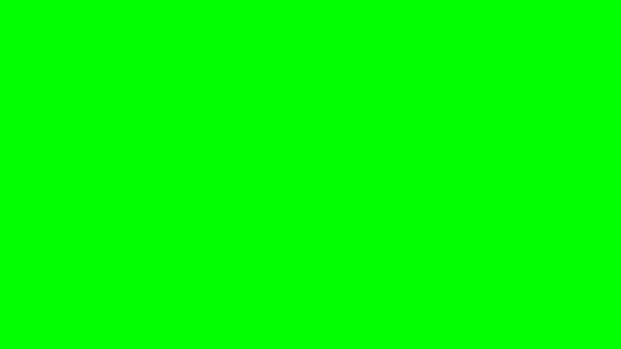 La vie d 39 un fond vert youtube - Fond de hotte verre noir ...
