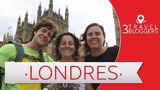 Londres con Avianca - 3 Travel Bloggers #UnNuevoDestino