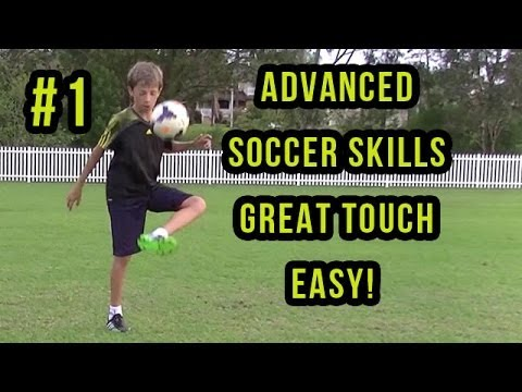 Soccer Skills - Great Touch 1