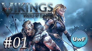 Preview Vikings - Wolves of Midgard #01 | Eine Reise in die nordische Mythologie | Gameplay | German