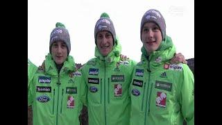 スキージャンプ 混合団体