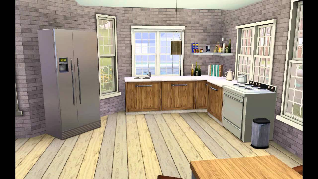 The lucky sims interior design video and pictures for Sim interior designs