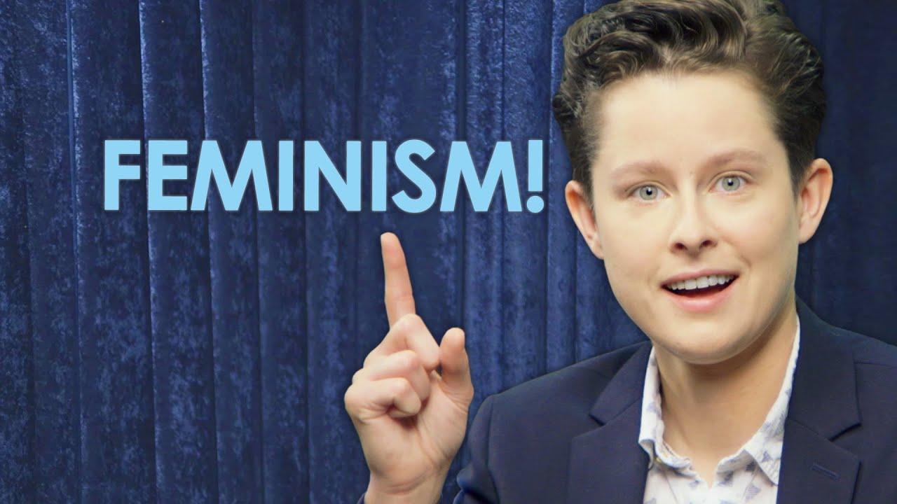 What's Feminism? (She Said w/ Cameron Esposito & Rhea ...