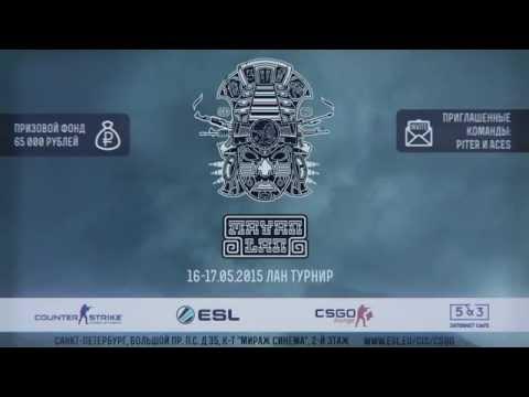 Mayan Lan Saint-Petersburg 16-17.05.2015 Trailer