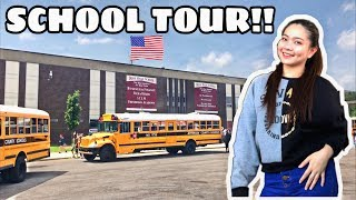 AMERICAN HIGH SCHOOL TOUR!!!