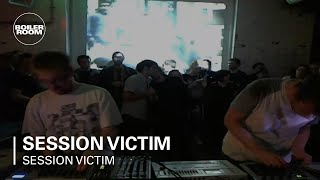 Session Victim live in the Boiler Room Berlin