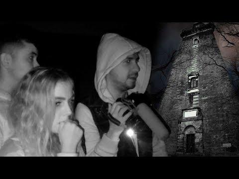 Actividad Paranormal con YouTubers | Edificio Abandonado