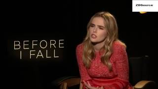 Zoey Deutch talks about her Character's Journey-