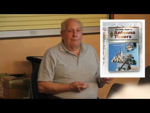 Tom Foster G3PQP Multiband hf wire antennas part 2 of 2