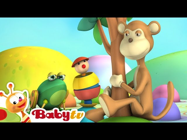 Like Toys? Come Play in the World of Games   BabyTV