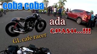Gambar cover TEST RIDE//GL Cafe Racer #MRVN motovlog