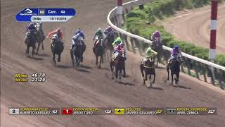 Vidéo de la course PMU PREMIO MANOS BRUJAS