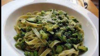 Pasta Primavera - Spring Vegetable Pasta