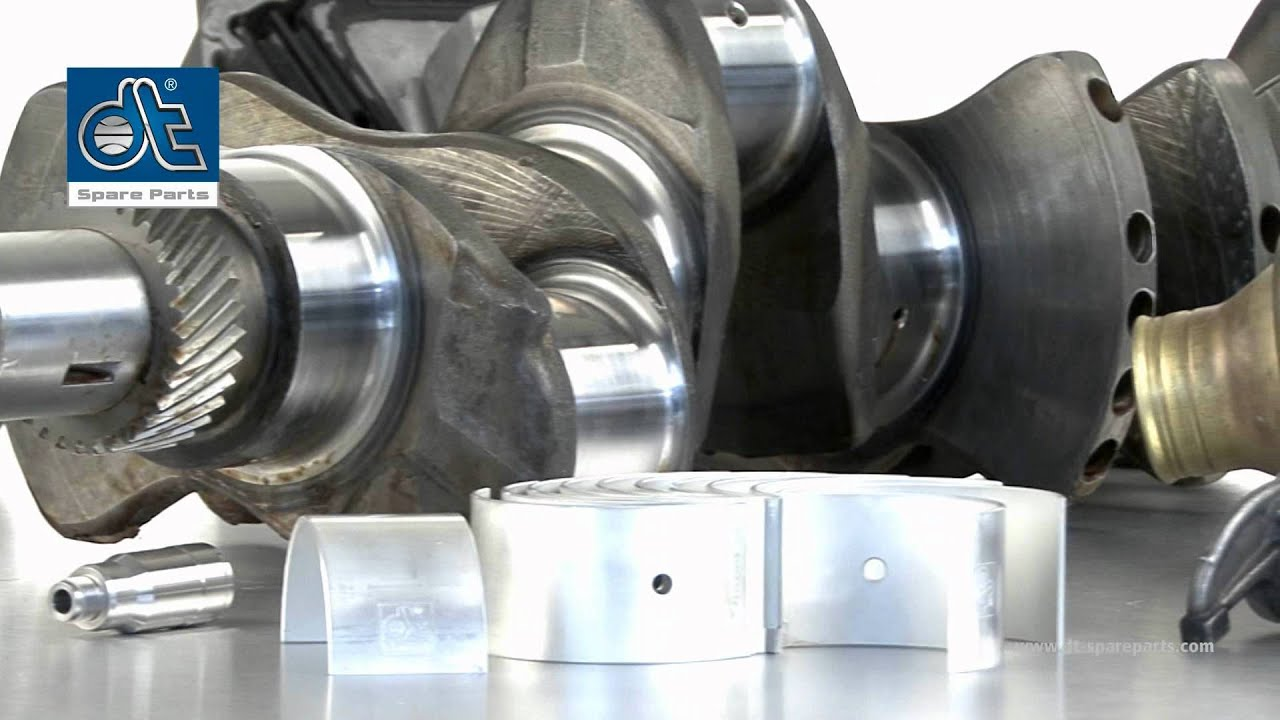 DT Spare Parts - Truck Engine Parts - YouTube