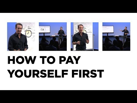 How to Pay Yourself First with David Bach | Chase Jarvis LIVE ...