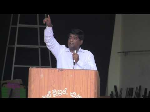 V Prakash Rao Speech about Telangana History 5