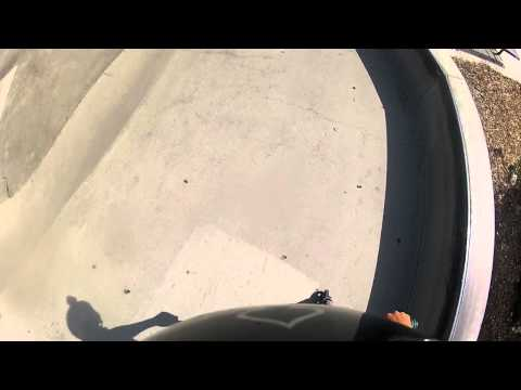 GOPro ride#1 hairy pope