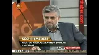 Teravih Namazı Kılmanın Zararları - (Bunlar Hiç Düşünülmedi !) - Prof  Dr  Abdulaziz Bayındır