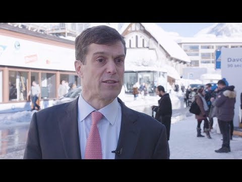 Davos 2018: Digital Trade and Blockchain