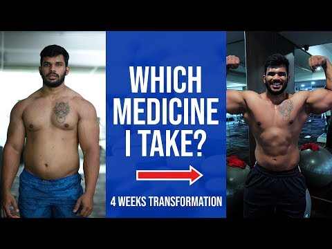 WEEK 4 Of 8 WEEKS BODY TRANSFORMATION - FAT TO FIT | CHALLENGE | PART 2