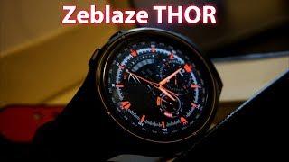Реально умные часы - Обзор Zeblaze THOR