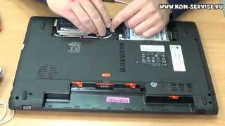 видео Ремонт ноутбуков Acer Aspire 5336-T352G25Mnkk