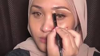 #makeup #beauty #face best makeup tips hack 5 minutes