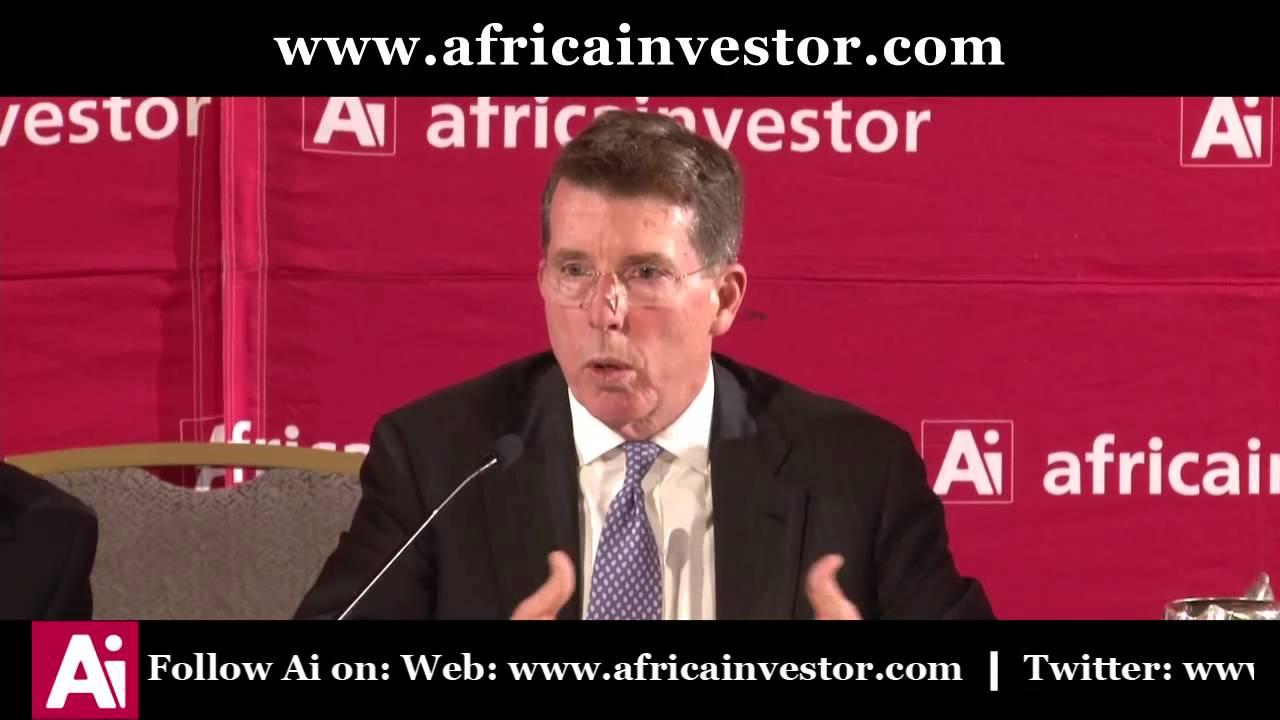 Bob diamond atlas - Bob Diamond Founder Director Atlas Mara Speaks At The Ai Investment Summit 2014