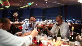 Mannequin Challenge at Chill Dining