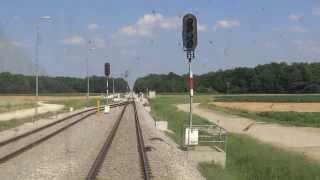 vožnja z vlakom Pragersko - Ptuj