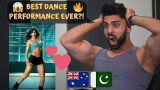 Kamli - Dhoom 3 Dance + BTS Reaction by AUSTRALIAN/PAKISTANI   Katrina Kaif   Aamir Khan