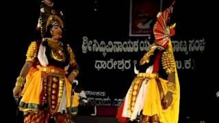 NAAGASHRI Yakshagana- Dhareshvara uttara kannada in Memory of Late. Kalinga Navada