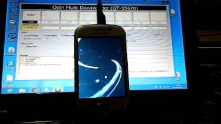 Galaxy Fit gt-s5670 Stock Rom Installation